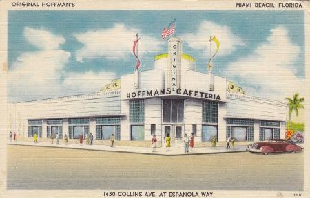 Huffman Cafe
