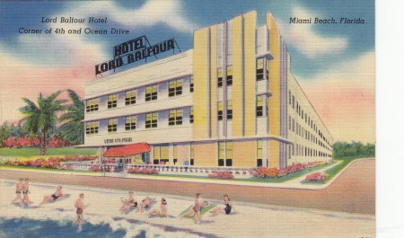 Lord Balfour Hotel