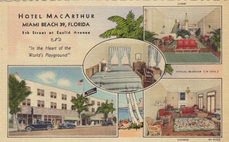 Macfadden-Deauville Hotel