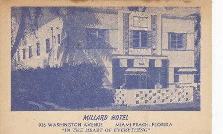 Millard Hotel