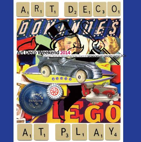 ART DECO AT PLAY----WHO IS THE ARTIST